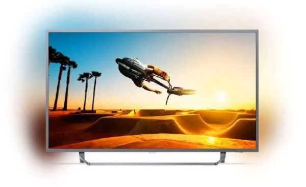 "PHILIPS 50PUT7303/79 7300 Series, 126 Cm (50"") 4K Ultra Slim TV 1"