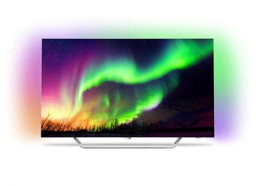 "Philips Oled 8 Series 139 Cm (55""), 4k Razor Slim Oled Smart Tv 1"