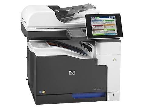 HP LaserJet Enterprise M775dn Multifunction A3 Colour Duplex Laser Printer 1