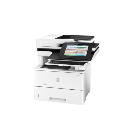 HP LaserJet Enterprise M527z Laser Multifunction Monochrome WiFi Printer 1
