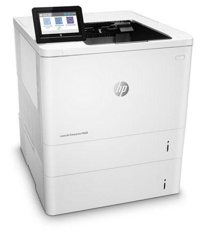 HP LaserJet Enterprise M608x(K0Q19A) A4 Mono Laser Printer 1