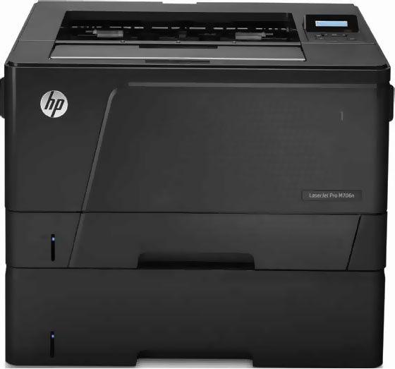 HP LaserJet Pro M706n Printer(B6S02A) 1