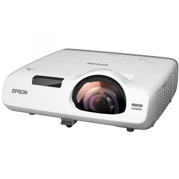 Epson EB-535W WXGA 3LCD Short Throw Projector 1