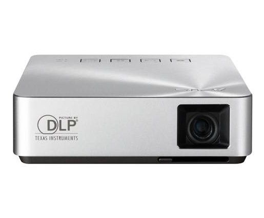 Asus S1 Silver Portable LED Projector 1