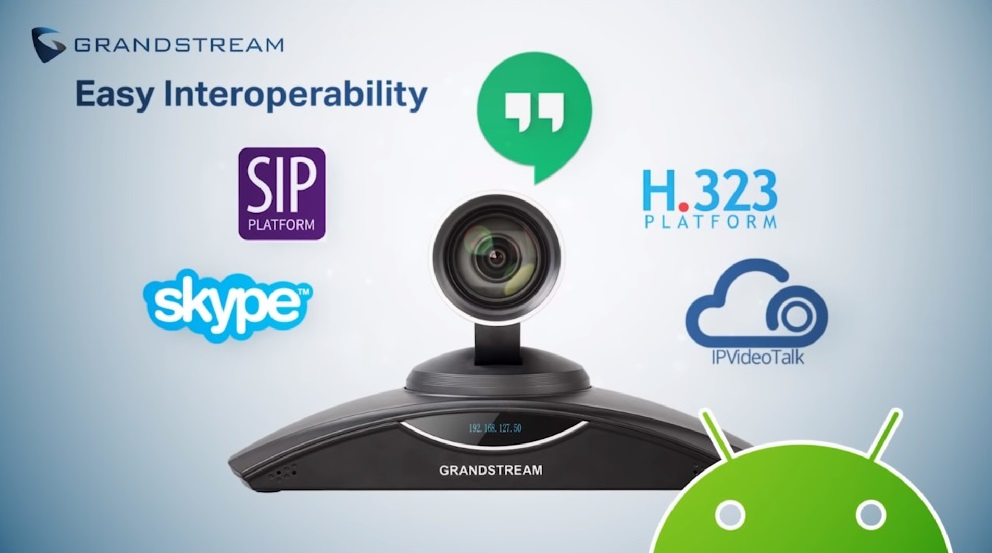Grandstream VideoConferencing System PLatforms