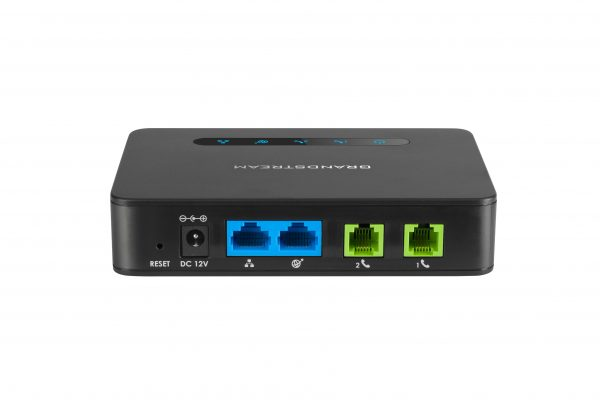 Grandstream HT812 - 2 Port FXS Anologue Telephone Adapter & Router 1