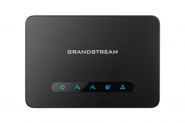 Grandstream, 4 Port FXS ATA, 2x 1Gb Ethernet Ports, NAT Router 1