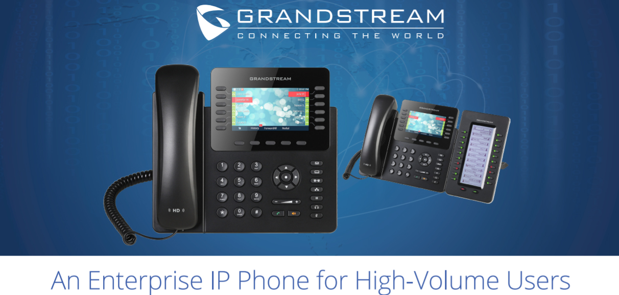Grandstream GXP2170 enterprise-grade IP Phone