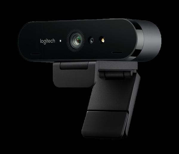 Logitech Brio Ultra HD Pro Webcam 1