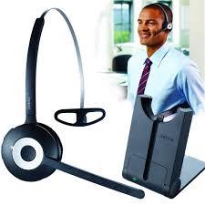 Jabra PRO920 Wireless Telephony/Desk 4