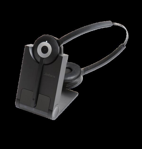 Jabra PRO 920 Duo Wireless Headset Telephony 1