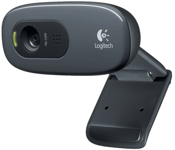 LOGITECH C270 HD WEBCAM 1