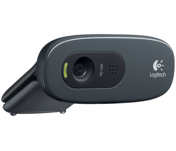 LOGITECH C270 HD WEBCAM 3