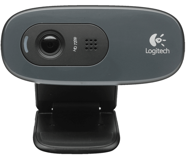 LOGITECH C270 HD WEBCAM 5