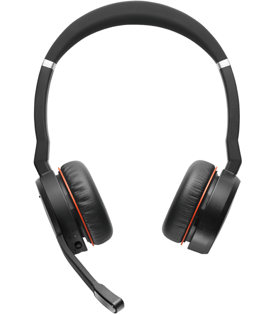 Jabra Evolve 75 Stereo UC Wireless Headset 3