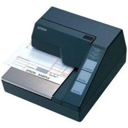 Epson C31C163292 TM-U295 Serial Impact Dot Matrix Ultra Compact Slip Printer - Dark Grey (no PSU) 1