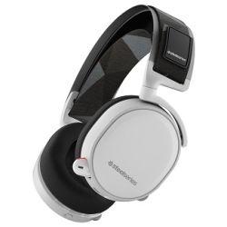 SteelSeries Arctis 7 Multi Platform 7.1 USB and 3.5mm Headset - White 1