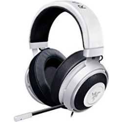 Razer Kraken Pro V2 - Analog Gaming Headset, White, Oval Ear Cushions, FRML Packaging 1