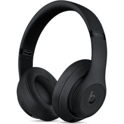 Beats Audio Studio3 Wireless Over-Ear Headphones - Matte Black 1