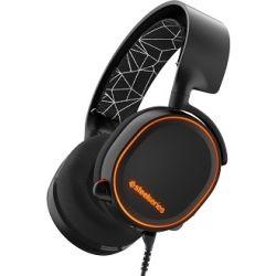 SteelSeries Arctis 5 Multi Platform 7.1 RGB USB and 3.5mm Headset - Black 1