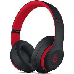 Beats Audio Studio3 Wireless Over-Ear Headphones - The Beats Decade Collection, Defiant Black-Red 1