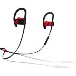 Beats Audio Powerbeats3 Wireless Earphones - The Beats Decade Collection, Defiant Black-Red 1