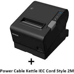 Epson TM-T88VI BT BUNDLE with Cables 1