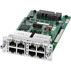 Cisco (NIM-ES2-4) 4-Port Layer 2 GE Switch Network Interface Module 1