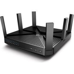 TP-Link AC4000 Wireless TRI-BAND MU-MIMO Router, LAN (4), USB 3.0(1), USB 2.0(1) 1