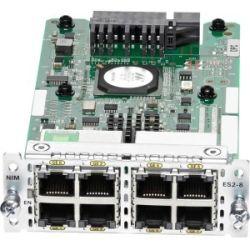 Cisco (NIM-ES2-8=) 8-Port Layer 2 GE Switch Network Interface Module 1