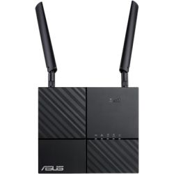 Asus 4G-AC53U AC750 Dual-Band LTE Wi-Fi Modem Router, features 4G LTE Category 6 technology with SIM Card slot 1
