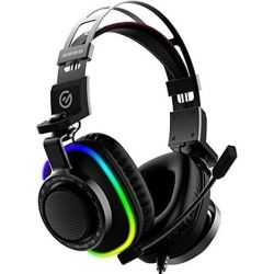 Element G G550 RGB Virtual 7.1 USB Ultra Bass Ultimate Gaming Headset - Integrated Microphone/XEAR/2x53mm Drivers 1