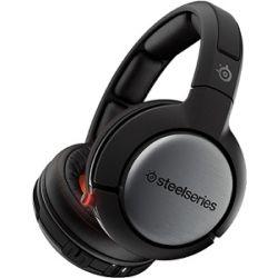 SteelSeries Black Siberia 840 Bluetooth Headset 1