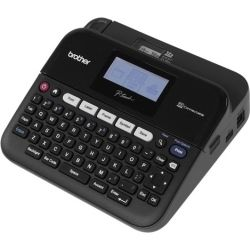 Brother P-Touch, 20mm/SEC, QWERTY KB, 3.5/6/9/12/18mm LABELS, 14 FONTS/9 Barcode TypeS, PC/MAC 1