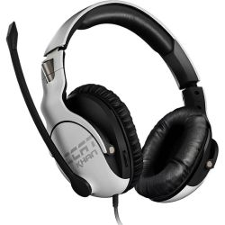 Roccat KHAN Pro Competitive High Resolution Gaming Headset (White Version) 1
