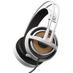 SteelSeries White Siberia 350 USB Headset 1