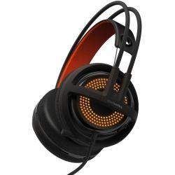 SteelSeries Black Siberia 350 USB Headset 1