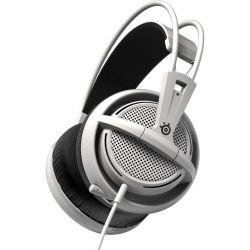 SteelSeries White Siberia 200 3.5mm Headset 1