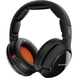 SteelSeries Black Siberia 800 Wireless and 3.5mm Headset 1