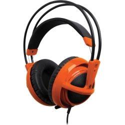 SteelSeries Siberia v2 USB Full Size Multipurpose Gaming Headset - Heat Orange 1