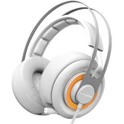 SteelSeries Siberia Elite Pro Gaming Headset - White 1