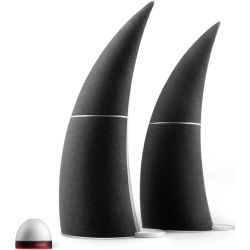 Edifier E30 SPINNAKER Bluetooth Stylish Speakers - BT/Optical/3.5mm Wireless Remote [SPE-E30-BLACK] $236.43 10+ In-Stock 1