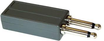 Sennheiser APP1 - Two prong adapter 1