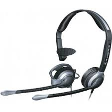 Sennheiser CC 530 - 2-in-1 solution, Over the head and over the ear 1