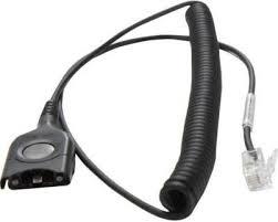 Sennheiser CSTD 01 - Standard Bottom cable: EasyDisconnect to Modular P 1