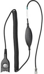 Sennheiser CXHS 17 - Bottom cable: EasyDisconnect to Modular Plug - Coi 1