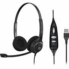 Sennheiser SC 260 USB CTRL - Headset, Binaural, USB with CALL CONTROL i 1