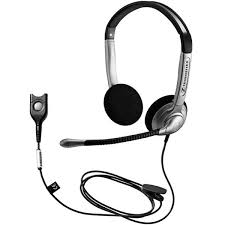 Sennheiser SH 350 IP - Over the head, Binaural Wideband Headset 1