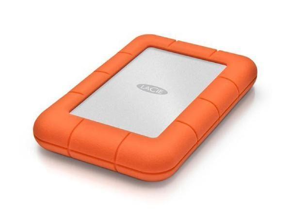 """LaCie Rugged Mini Portable 2.5"""" / 2TB / USB3.0 / 2Yr Warranty 1"""