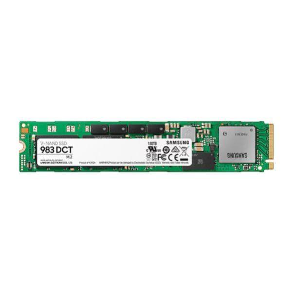 Samsung SSD 983 DCT 1,920GB V-NAND 3bit MLC, M.2, NVME, R/W (Max) 3,000MB/s/1,4000MB/s- 3 Years Warranty 1